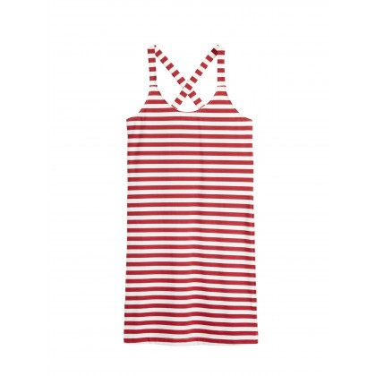 T-shirt Sleeveless - Flower Red /