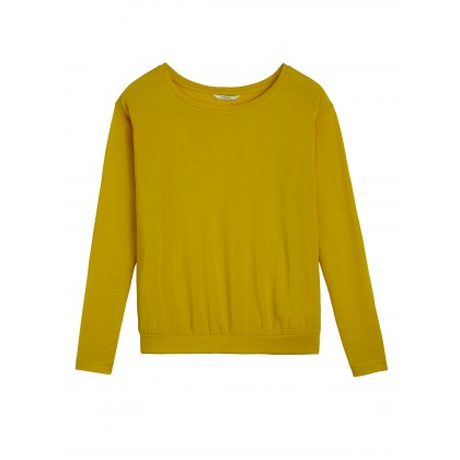 Basic Top - Spicy Yellow /