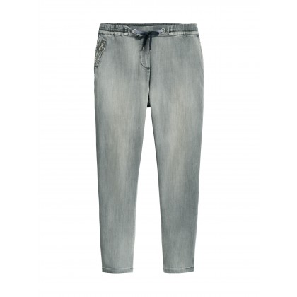 Berlin Hose - Grey Denim /